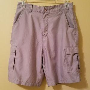 Billabong Tan Board Shorts Size 32